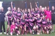 MORE SUCCESS SOUGHT: The York Ladies team celebrate victory in the 2012 plate finale. They are now eyeing a maiden Challenge Cup triumph
