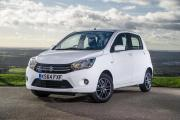 The five-door Celerio offers class-leading space and with a price tag under £8,000 is very good value