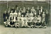 Youngsters at Poppleton Road School, in York, in 1952, sent in by lead letter writer A P Cox