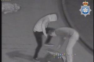 VIDEO: Horrific street attack in North Yorkshire