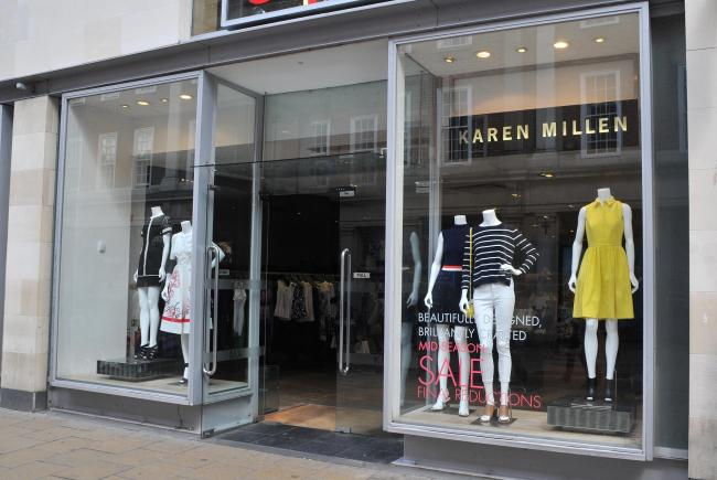 4ff394e318 Karen Millen store on Davygate, York to close in May | York Press