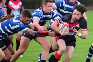Top three joy secured by New Earswick All Blacks