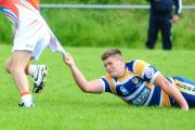 Tim Stubbs was one of York Acorn's top performers in their 36-18 defeat at Myton Warriors