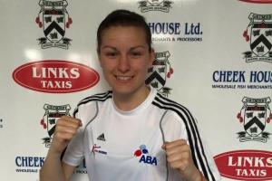 England calling for fight ace Kirsty Hill