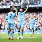 York Press: Frank Lampard signed off in perfect fashion at Manchester City