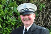 Traffic constable calls time on his career after 30 years with force