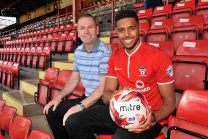 Wilcox happy with York City's 'top-quality' strike trio