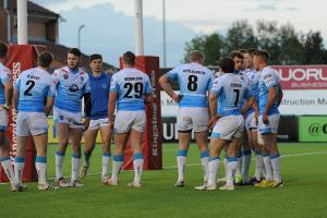 York City Knights pay penalty for errors in Newcastle Thunder defeat says coach James Ford