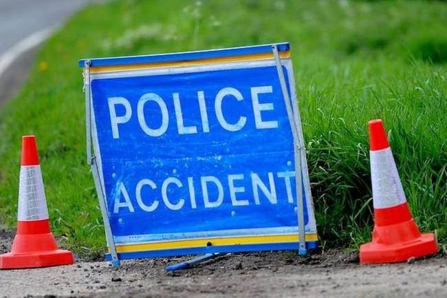 Major road near York shut after accident