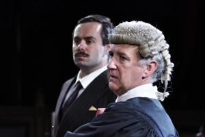 Review: Witness For The Prosecution, Theatre Mill, York Guildhall Council Chamber, until July 12; Leeds Civic Hall, July 28 to August 30