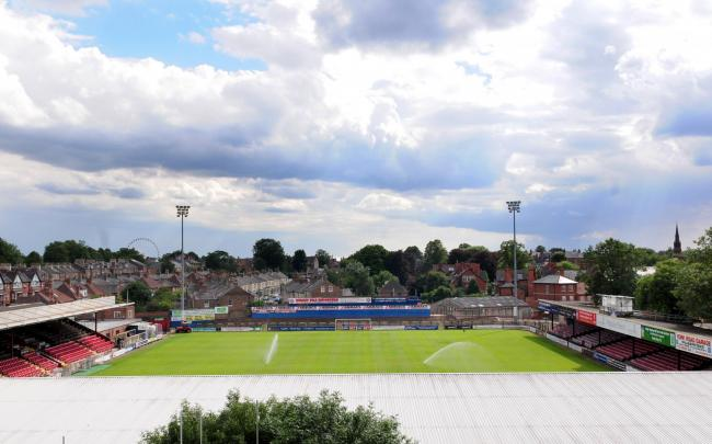 GROUND-HOG DAY: York City's much-delayed move to a new community stadium has prevented the club from being more competitive in their match-day prices