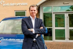 Mark Fordyce, managing director York Data Services