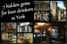 7 places in York that are surprisingly good for beer....
