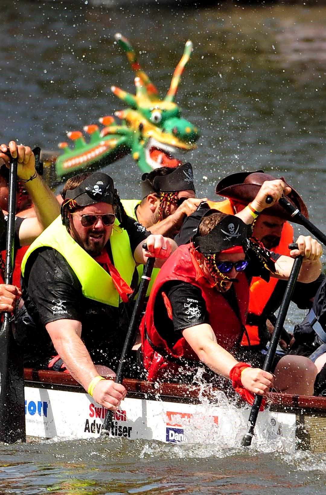 Dragon Boat Race 2015 | York Press
