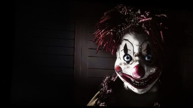 Poltergeist Clown Advert Cleared By Asa York Press