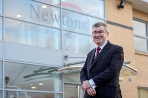 Chris Newton, managing director Newtons Solicitors