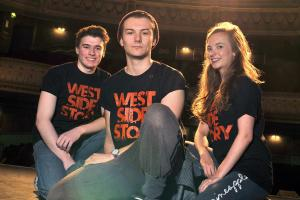 Why Ria and Scott are so well cast to play Maria and Tony in Stage Experience's West Side Story at Grand Opera House