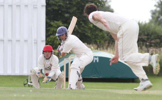Dan Barrett's runs helped Dunnington secure second spot