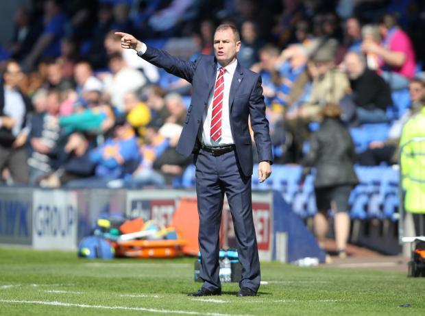 Russ Wilcox wants a Longhurst Stand at York City's new stadium