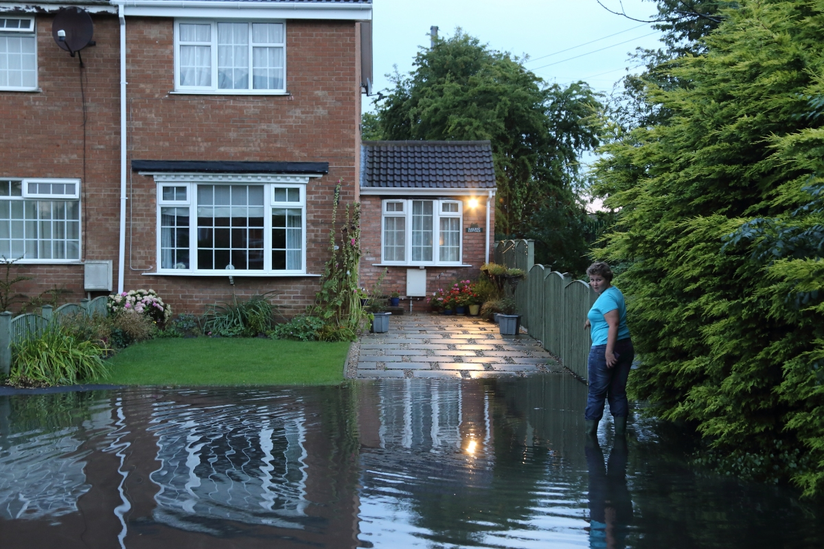 Complaints After York Street Flooded By Sewage From York