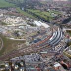 "York Press: York Central, which has ""massive potential"" as a brownfield development site"