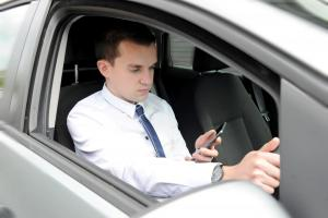 Police support technology to stop phones working at the wheel