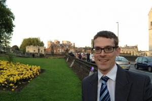 Former York parliamentary candidate attacked at Tory conference