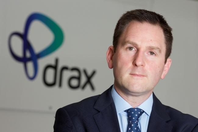 Andy Koss, chief executive of Drax Power
