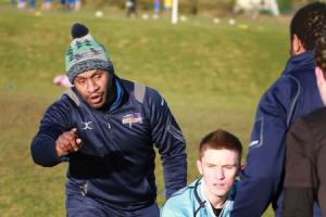 Rugby league legend Stanley Gene joins York City Knights staff - as community coach