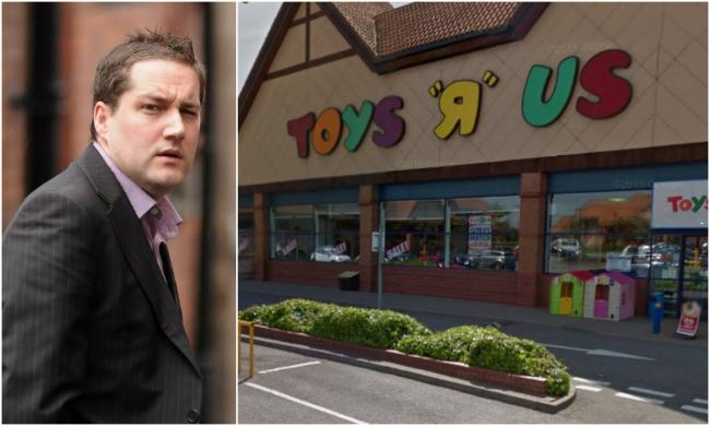 David Wilson was deputy manager at Toys R Us