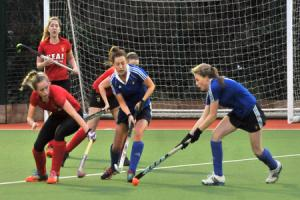 Hockey: It's seven up for City of York Ladies