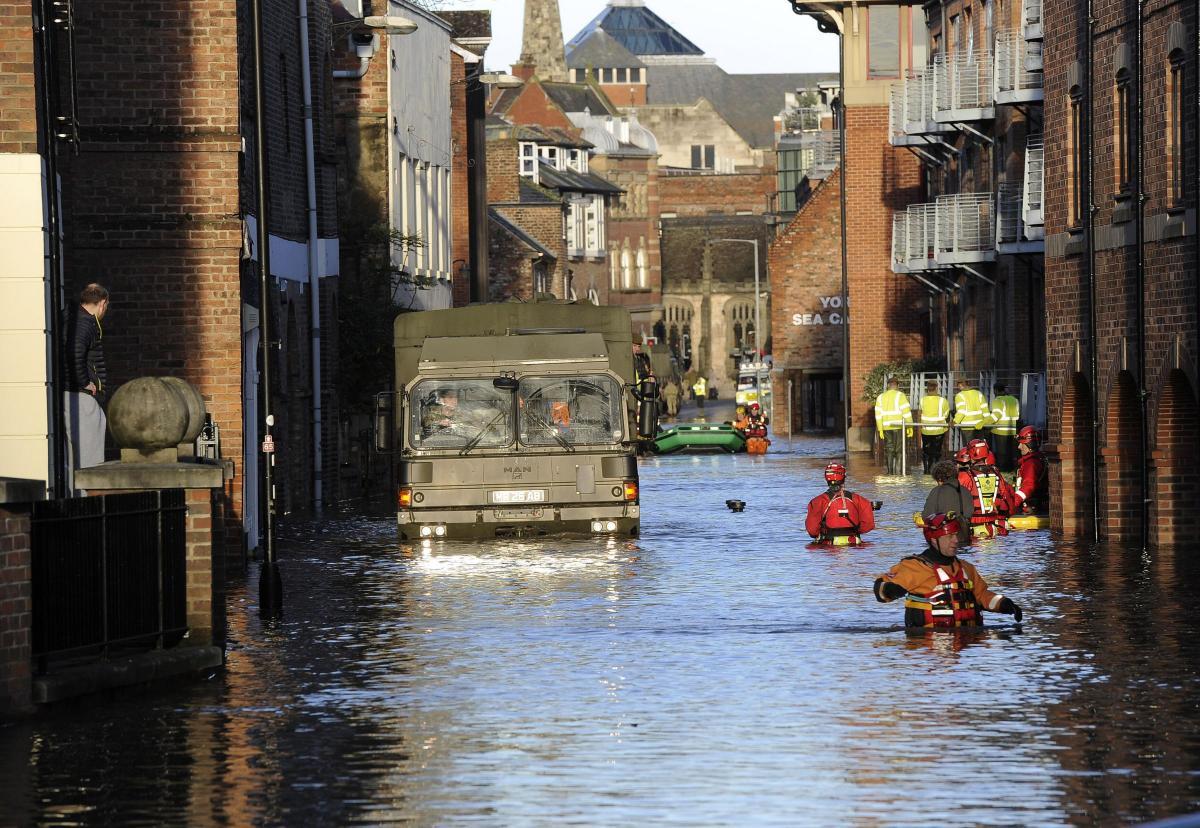 York floods 2015: How the devastating floods unfolded and