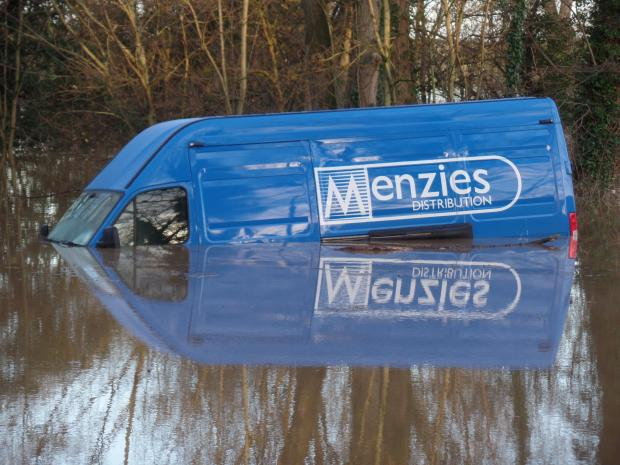 York Press: Floods in Nether Poppleton