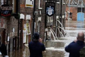Deluged: York in the Boxing Day floods