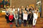 Aurora Voices, from Norway, who will sing at Acomb Methodist Churchng in York on Feb