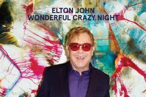 Our verdict on Elton John's new album Wonderful Crazy Night