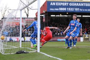 York City boss Jackie McNamara hails home form after 2-1 victory over Notts County