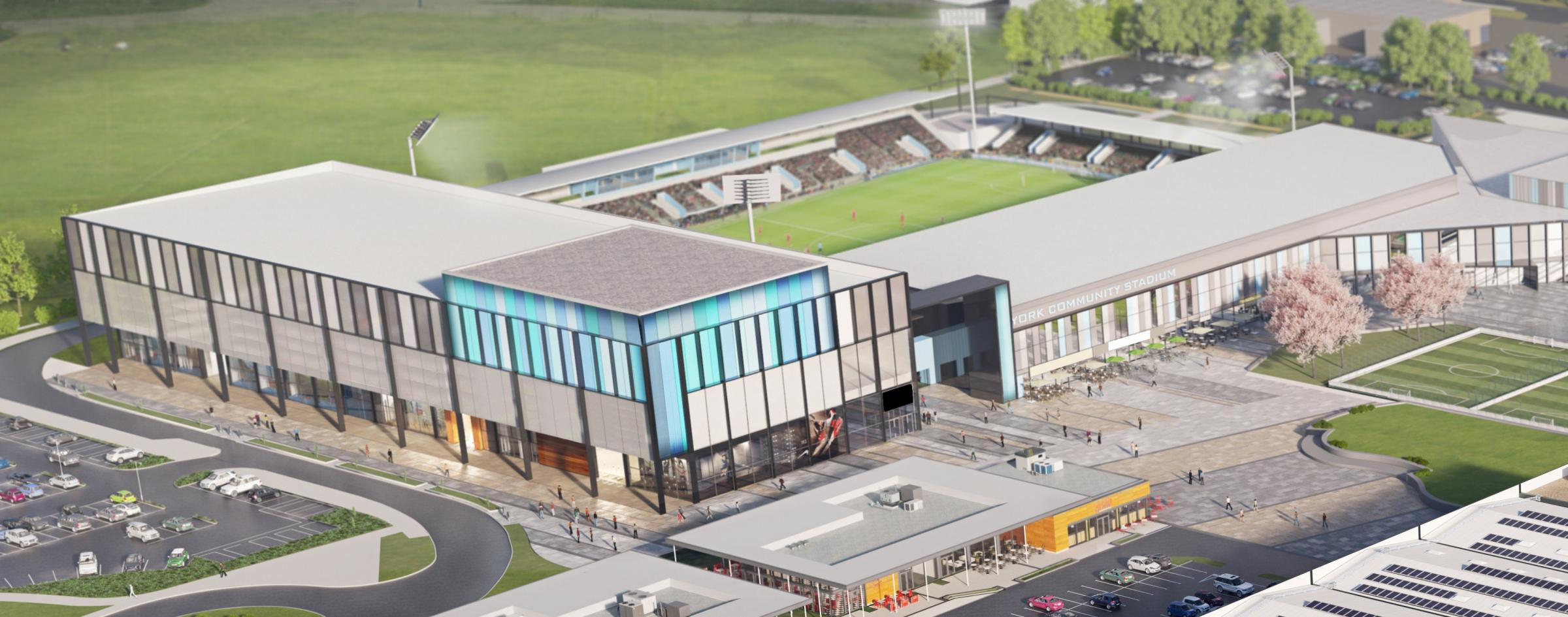 New bombshell for York stadium plan - Vue Cinemas lodge legal challenge