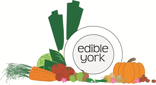 Edible Open Gardens York