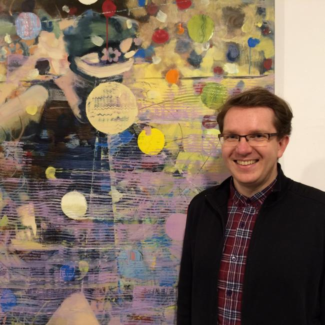 Polish artist Bartosz Beda exhibiting at the New School House Gallery in York