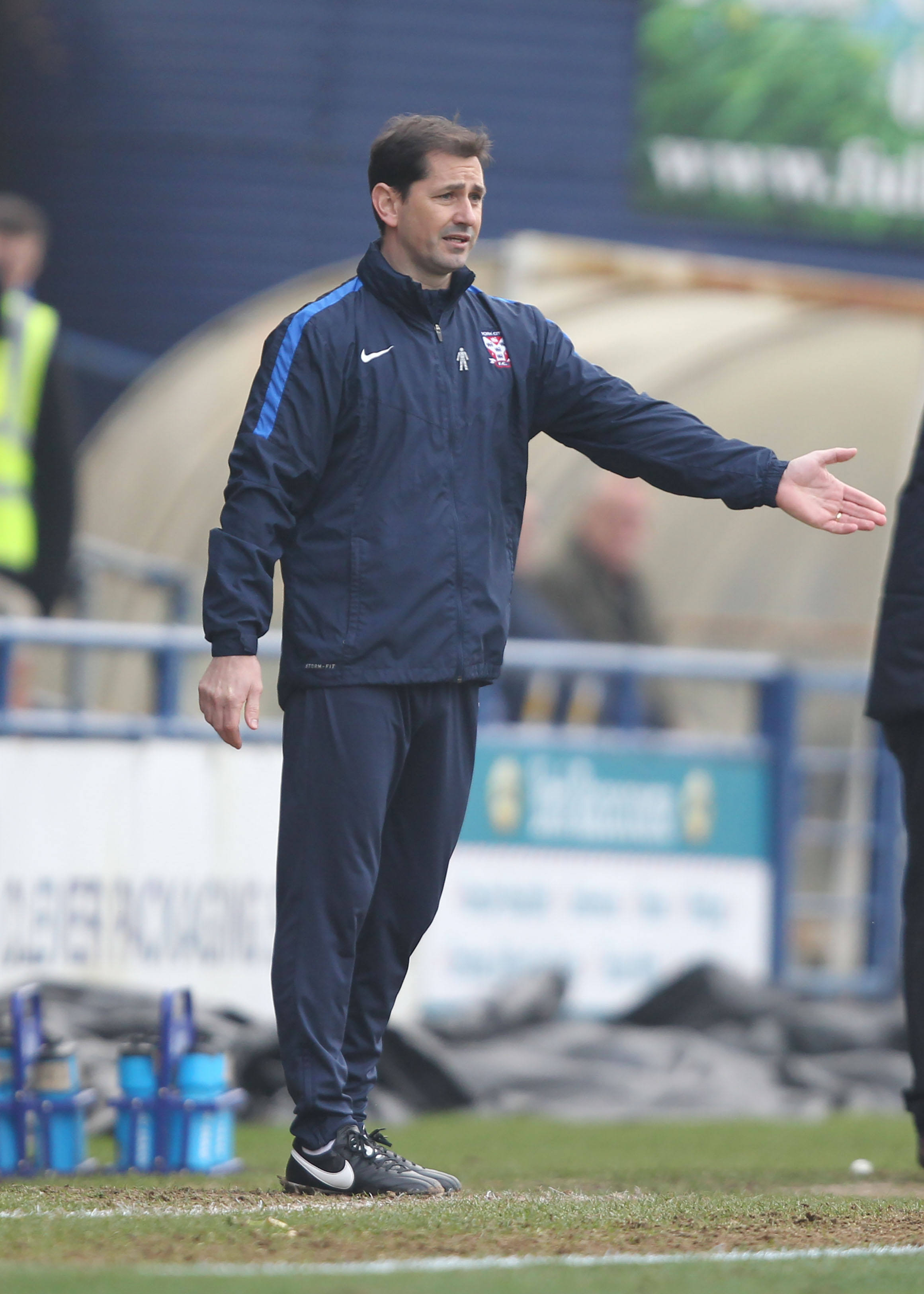 York City manager Jackie McNamara is eyeing six more wins this season