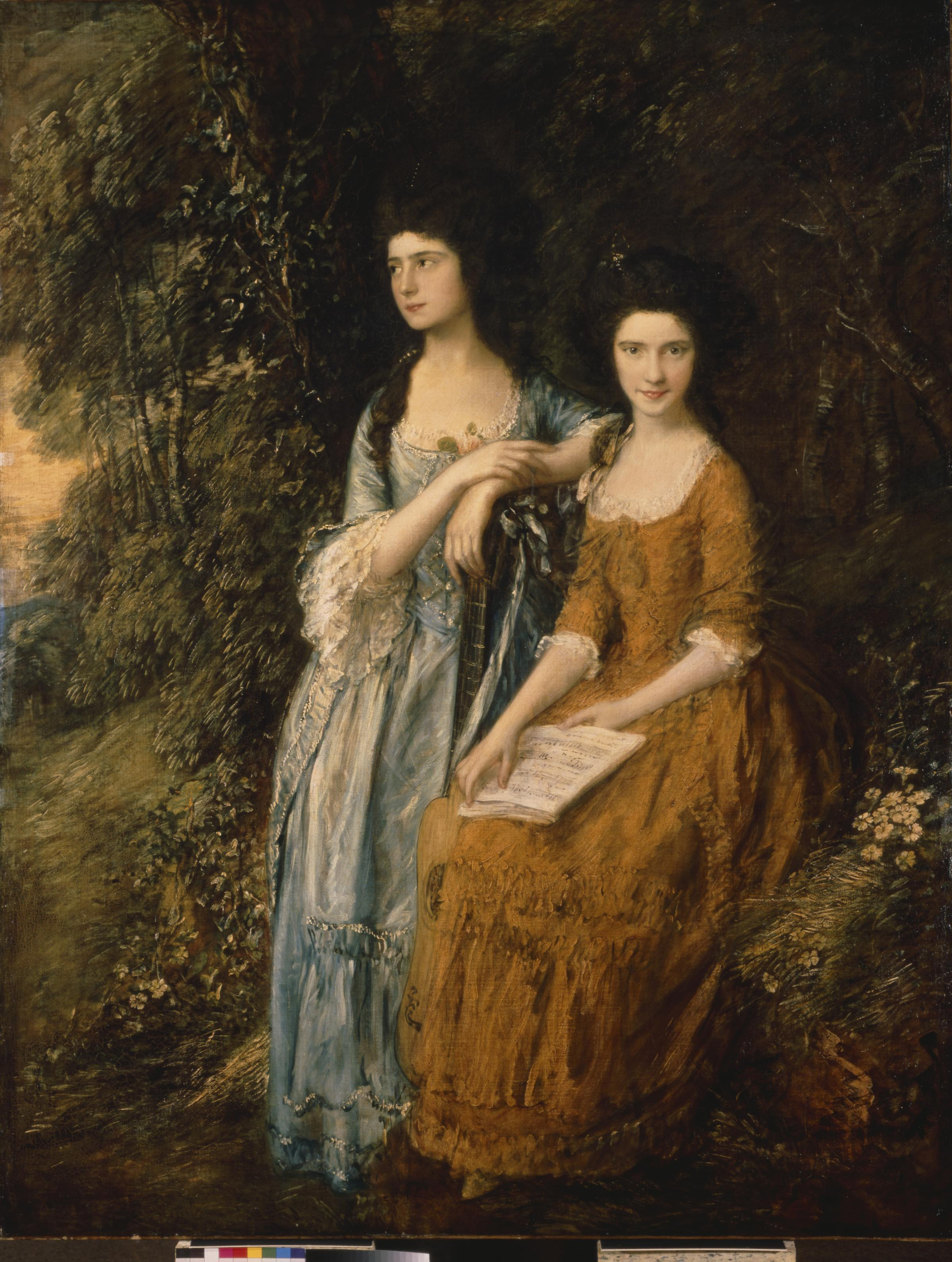 Gainsborough: Putting Four Paintings into Context