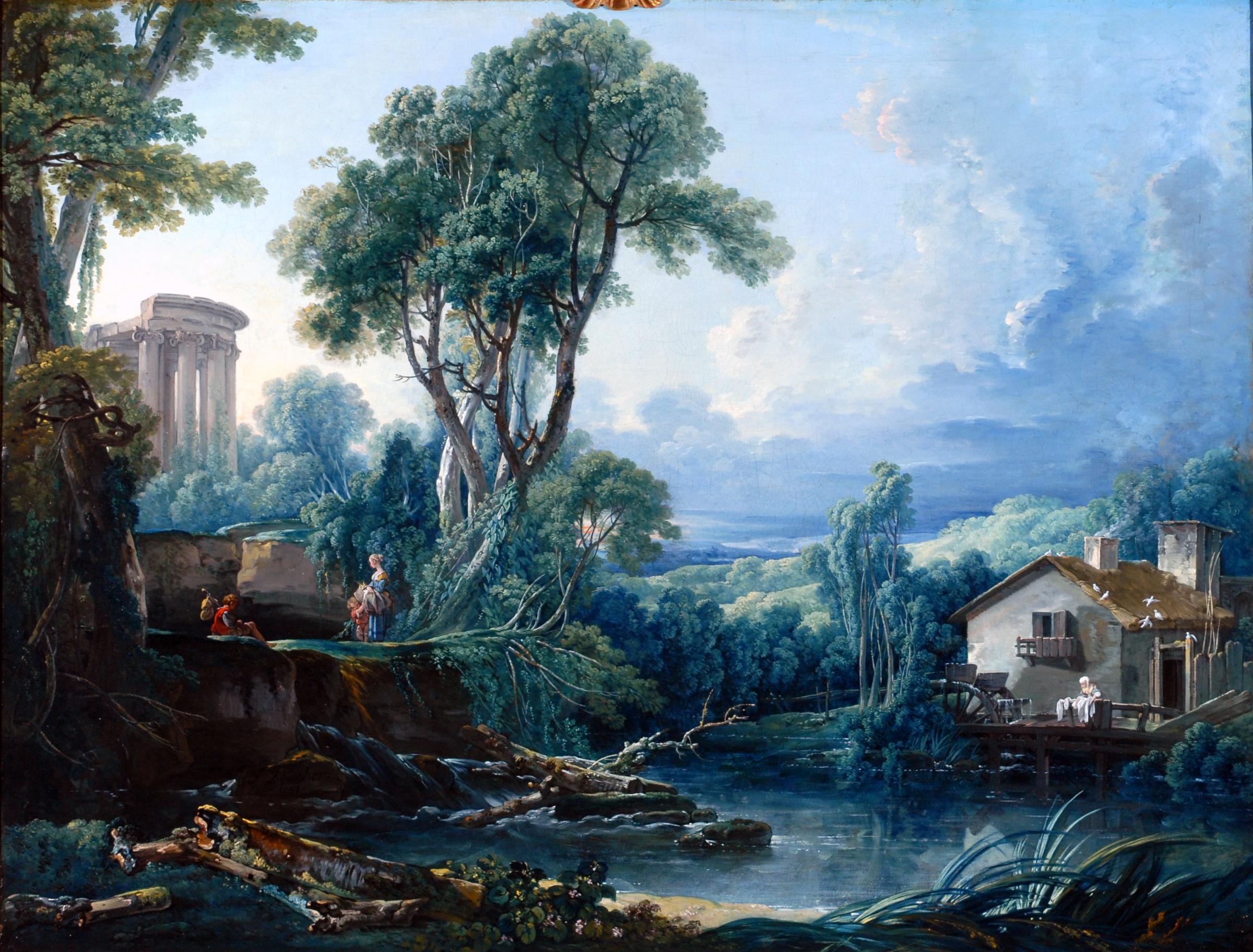Collecting Europe: Paintings from The Bowes Museum