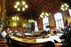 The City of York Council chamber