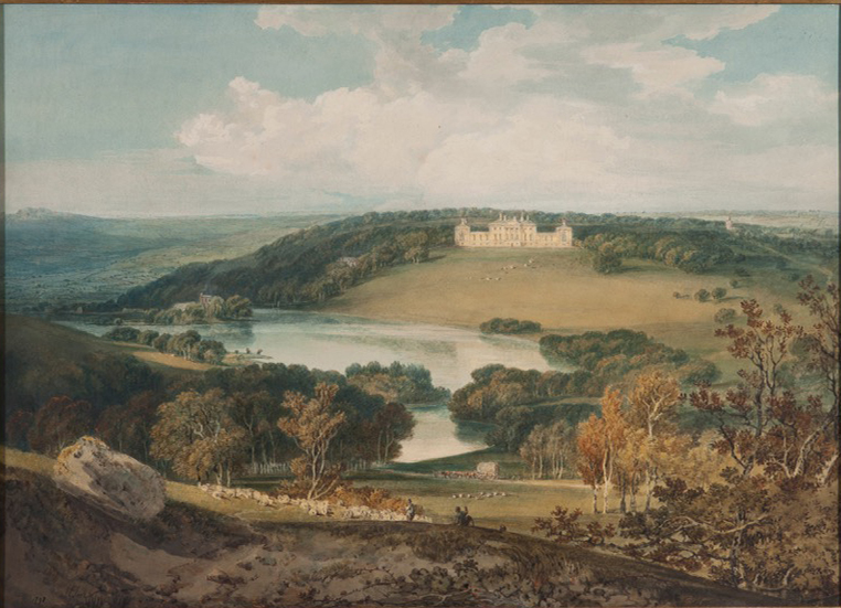 Noble Prospects: Capability Brown and the Yorkshire Landscape