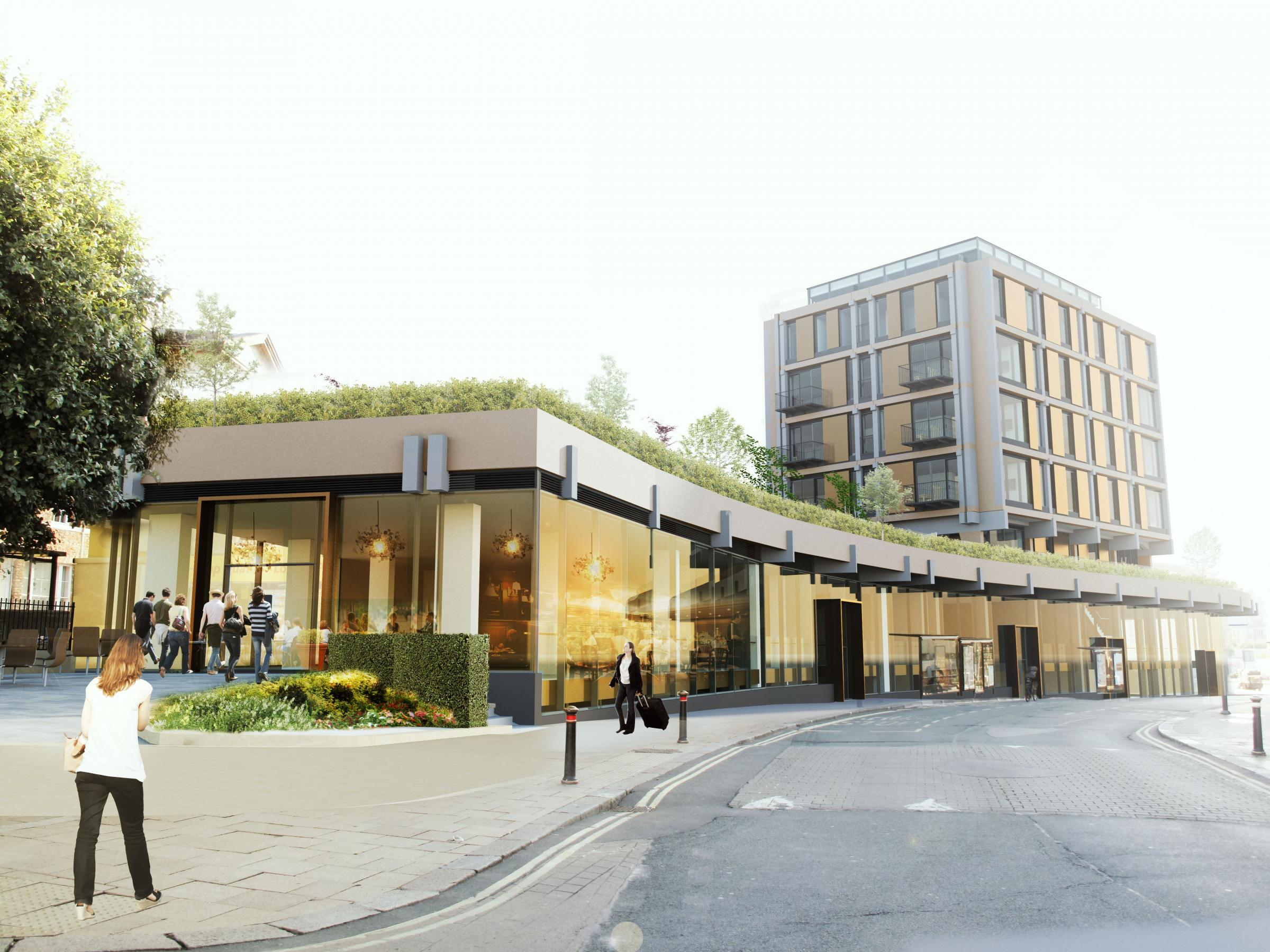 Design house york -  Eyesore Stonebow House To Be Transformed Update 5 30pm York Press