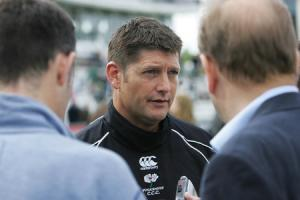 Yorkshire's director of cricket Martyn Moxon