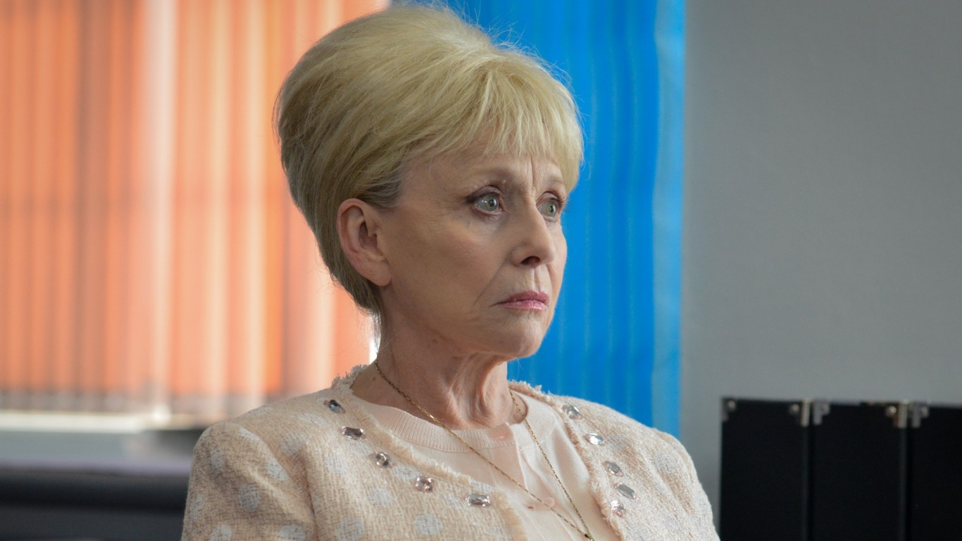A fitting farewell as almost seven million viewers tune in to say goodbye to EastEnders' Peggy Mitchell