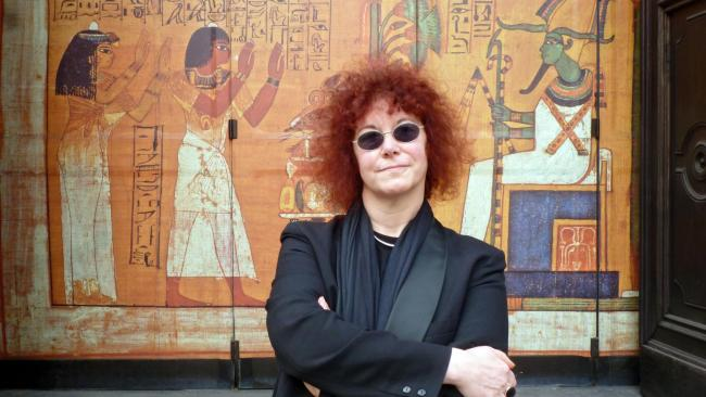 Joanne Fletcher, who will launch York's first Roman Festival ...with a talk about Egyptians in York