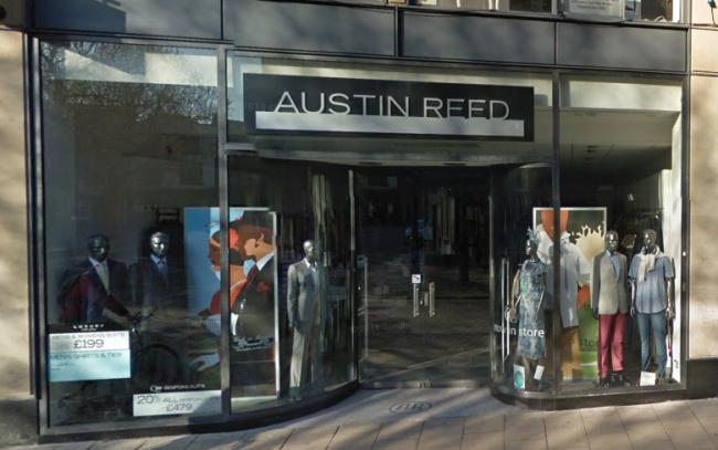 All 120 Austin Reed Shops To Shut Down York Press